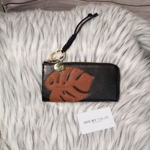 🆕️ See by Chloe Women's Wallet  New